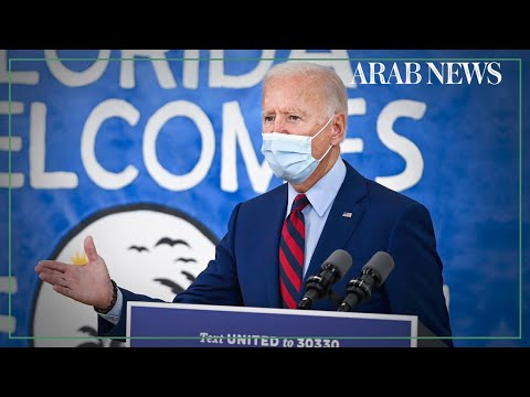 Biden says Trump still doing 'nothing' to rein in pandemic