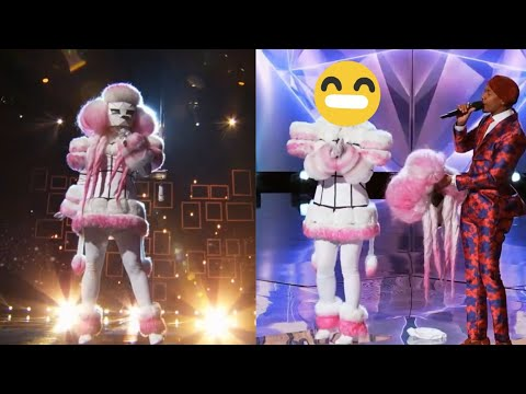 The Masked Singer -  The Poodle Performances and Reveal