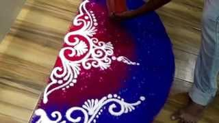 freehand rangoli design downlossless