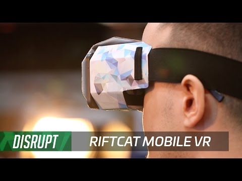 Play Oculus Rift games on Google Cardboard with Riftcat