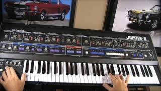 "Roland Jupiter 6 ""THIS IS SUPER MASSIVE!!!"