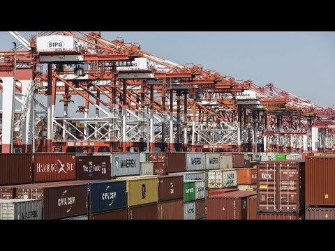 Chinese Trade Booms on Strong Overseas Demand