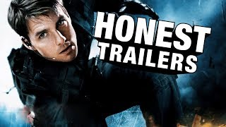 Honest Trailers - Mission: Impossible