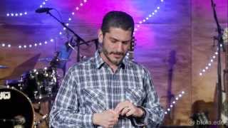 Biola Missions Conference 2014: Blessing to the Nations | Afshin Ziafat