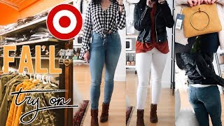 TARGET FALL TRY ON Haul! Wild Fable & Universal Thread