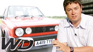 Mike Buys A Legendary Volkswagen Golf GTI For £650   Wheeler Dealers