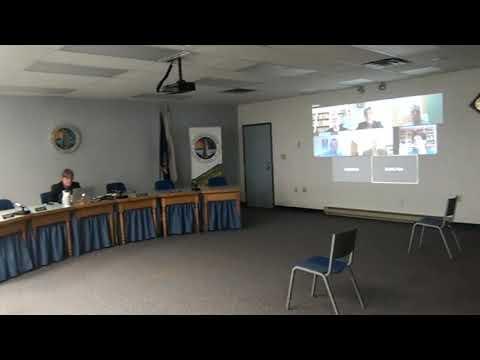 Town of Plattsburgh Board Meeting  5-14-20
