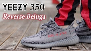 YEEZY 350 V2 'Beluga 2.0' Close Up + On-Feet w/ Different Pants!