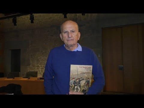 Jose Antonio Recondok Tolosako eta Donostiako Bigarren Karlistadaren kronika liburu batean bildu du