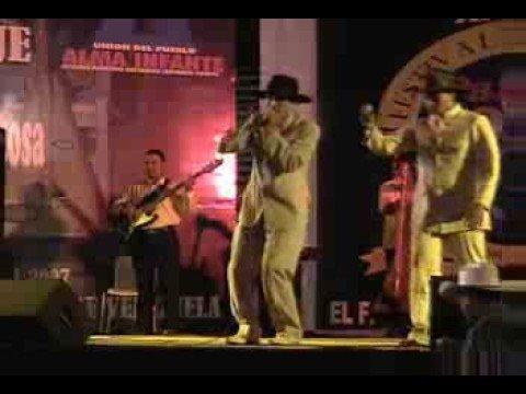 Contrapunteo Yondri Vs Di Luca - Festival Panoja de Oro 2007