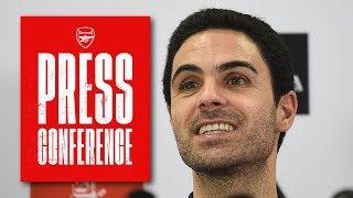 Mikel Arteta on Torreira, Laca, Stones & Auba's red card | Press Conference