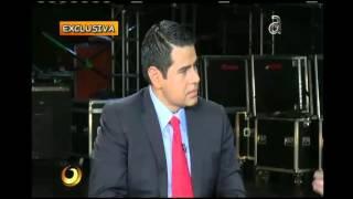 Entrevista Exclusiva con Cesar Conde - América TeVé