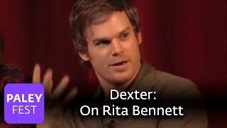 Dexter - Michael C. Hall on Rita Bennett (Paley Center)