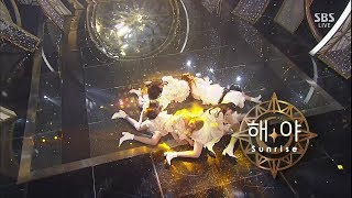 GFRIEND (여자친구) - Sunrise (해야) Comeback Stage Mix 무대모음 교차편집