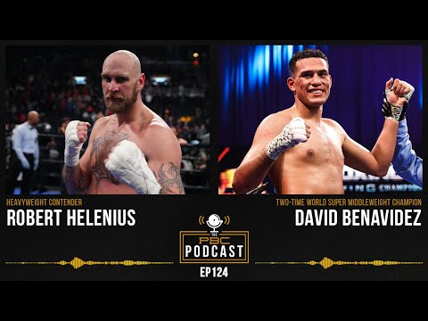 David Benavidez, Robert Helenius & Canelo-Plant | The PBC Podcast