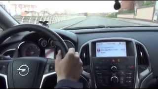 Жорик Ревазов Opel Astra J