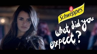 Schweppes - What Did You Expect? (Penelope Cruz) thumbnail
