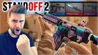 MOBILE CSGO! SUPER CASE OPENINGS! GUN GAME BATTLES! | Standoff 2