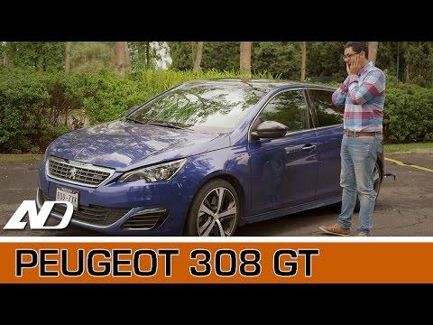 Peugeot 308 GT - La sopresa de entre el montón