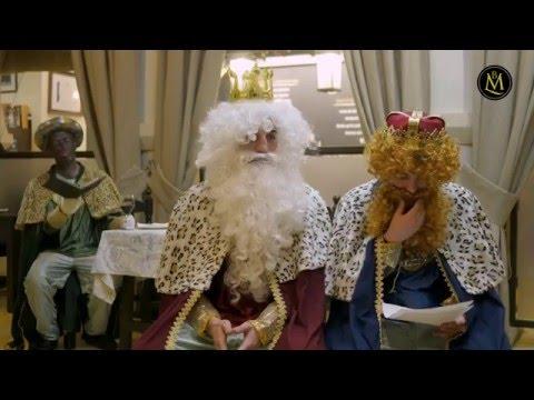 """Tomas falsas de """"Tienes un mensaje de los Reyes Magos"""""""