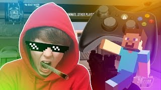 1v1 Angry Kid Troll (Black Ops 2 Trolling)