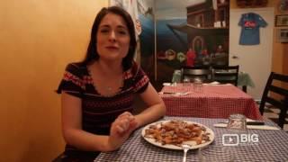 Settebello Pizzeria Italiana Restaurant in Auckland NZ serving Italian Wood Fired Pizza Pizza