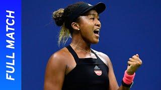 Naomi Osaka vs Aryna Sabalenka in a battle of the rising stars! | US Open 2018 Round 4
