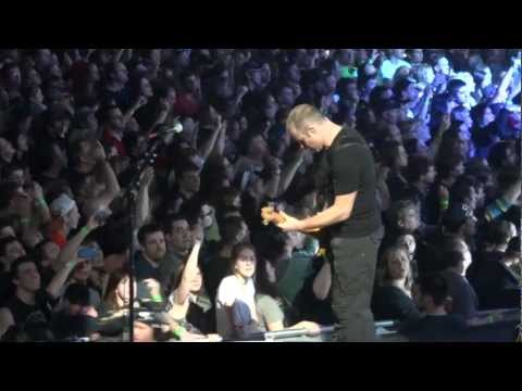 Nickelback When We Stand Together Live Montreal 2012 HD 1080P