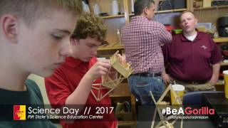 '2017 Science Day - Pittsburg State University