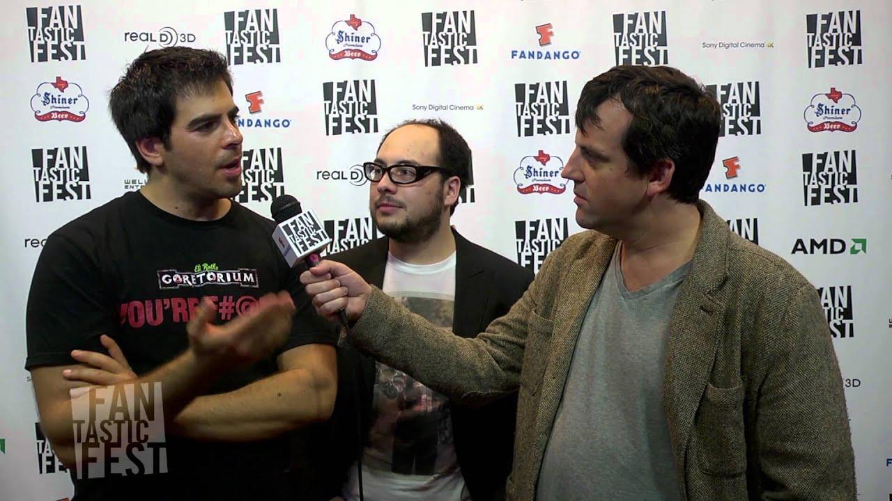 Fantastic Fest 2012: AFTERSHOCK Red Carpet