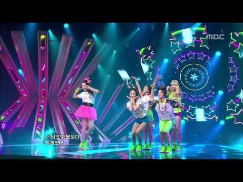f(x) - Jet, 에프엑스 - 제트별, Music Core 20120616