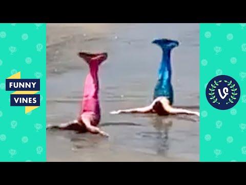 DANCING MERMAIDS?! | INFLUENCERS IN THE WILD (PT.15)