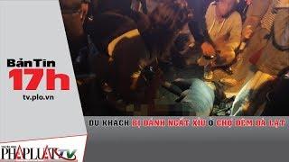 PLO - Du khách bị đánh ngất xỉu ở chợ đêm Đà Lạt