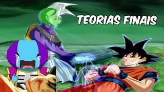 O botão de Zeno Sama - A técnica que Goku Black vai despertar (TEORIAS FINAIS DE DRAGON BALL SUPER)