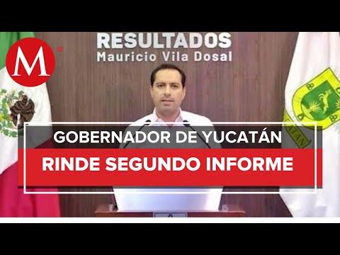 Unidos para seguir cambiando a Yucatán: Mauricio Vila Dosal