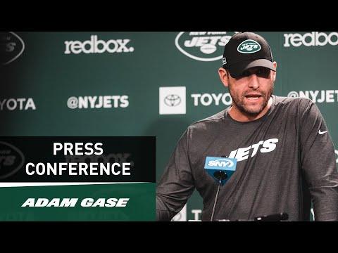 Adam Gase Postgame Press Conference | New York Jets vs. Buffalo Bills Week 1 | NFL