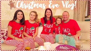 CHRISMAS EVE VLOG / 2016 | Sophie Clough