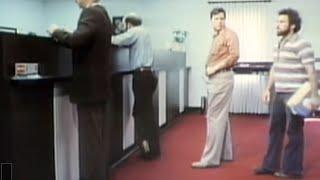 Candid Camera Classic: Stuck on Bank Line