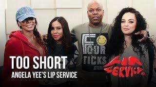 Angela Yee's Lip Service Feat. Too Short