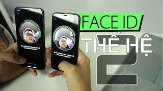 FaceID Trên iPhone Xs Max bá đạo như nào với thằng anh iPhone X