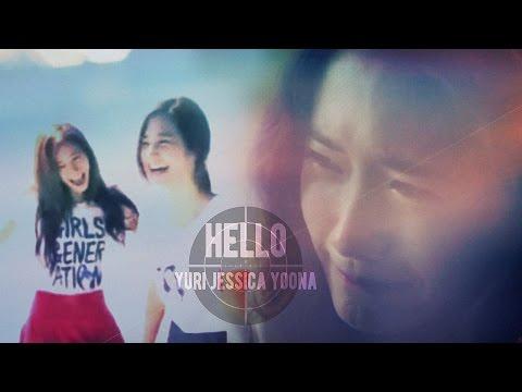 """[MV/DRAMA] 유리X제시카X윤아 YULSICYOON — """"Hello"""""""