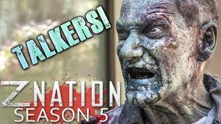 Z Nation Season 5 to Feature Talking Zombies! : D