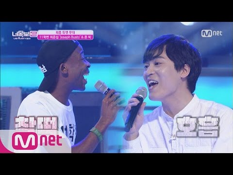 [ICanSeeYourVoice3] Soulful Duo♬ John Park X Joseph, 'Thought of You' 20160818 EP.08