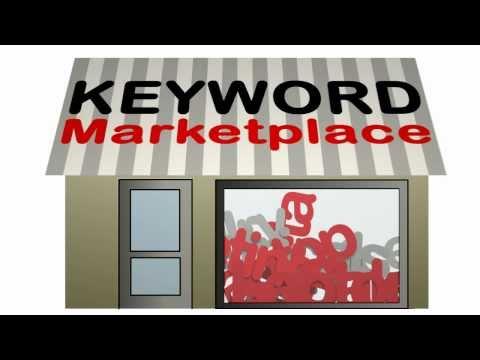 The Advertise.com Keyword Marketplace