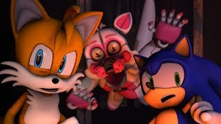 Five Nights at Sonic's: Sister Location - Concerning Burning