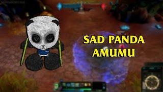 自製Skin展示 - 悲傷熊貓阿姆姆