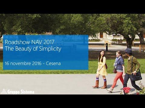 """Gruppo Sistema - LA SOSTENIBILE LEGGEREZZA DI DYNAMICS NAV - Roadshow """"The Beauty of Simplicity"""""""