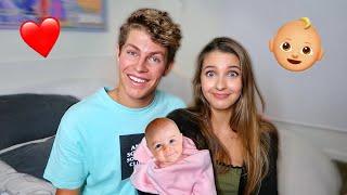 WE HAD A BABY!?