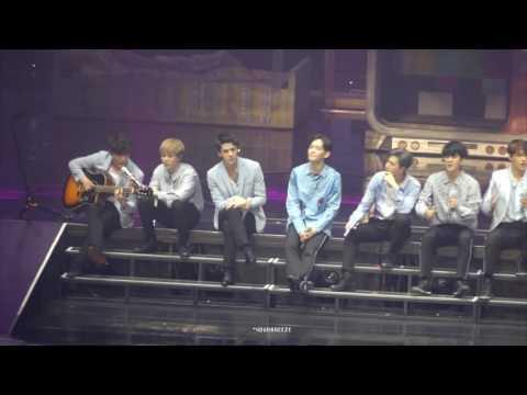 160722 EXO'rDIUM - Acoustic Section full :: SEHUN focus