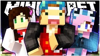 MINECRAFT HALLOWEEN SPECIAL w/Lizzie and Stacy!